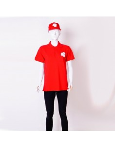 Kırmızı T-shirt  6502