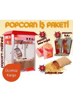 Popcorn İş Paketi 1019