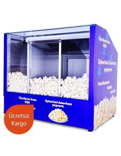 Triple Popcorn Presentation...