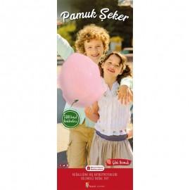 Pamuk Şekeri Afişi-2047