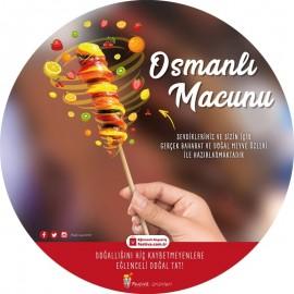 Osmanlı Macunu Dönkart