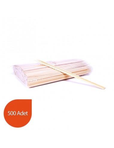 Kalın Bambu Çubuk -Patates Çubuğu...