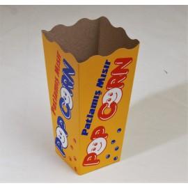 Sarı Popcorn Kutusu Küçük...