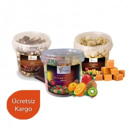8 Pieces Mix Popcorn Set...
